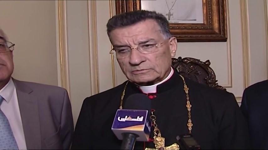 زيارة وفد اللجنة الرئاسية الى لبنان