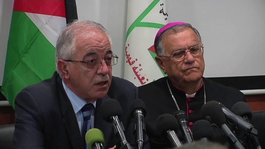 فلسطين مستعدة لاستقبال البابا