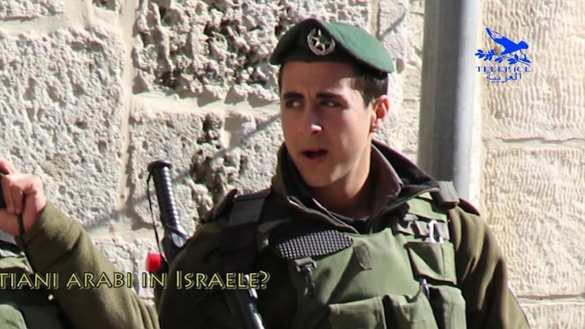 خدمة المسيحيين العرب في الجيش الإسرائيلي؟
